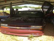 1998 CHEVROLET s-10 Chevrolet S-10 Custom