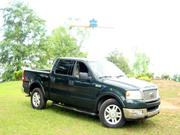 2004 Ford Ford F-150 Lariat Crew Cab Pickup 4-Door